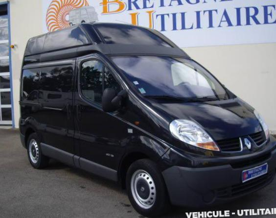 Renault Trafic Fourgon new hatchback