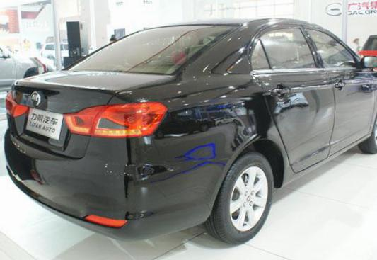 Lifan 630 review sedan