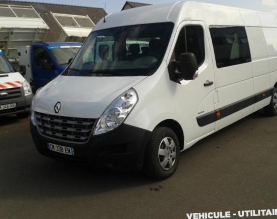 Master Fourgon Renault for sale 2015