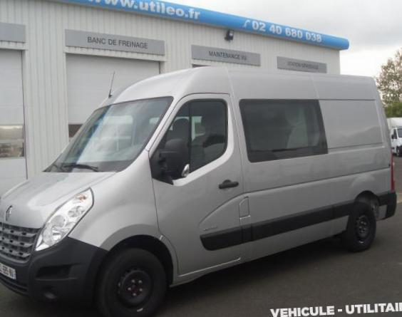 Renault Master Fourgon for sale minivan