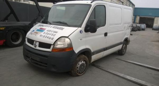 Renault Master Fourgon reviews 2013