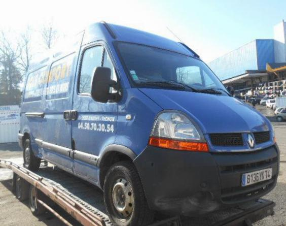 Renault Master Fourgon used 2012