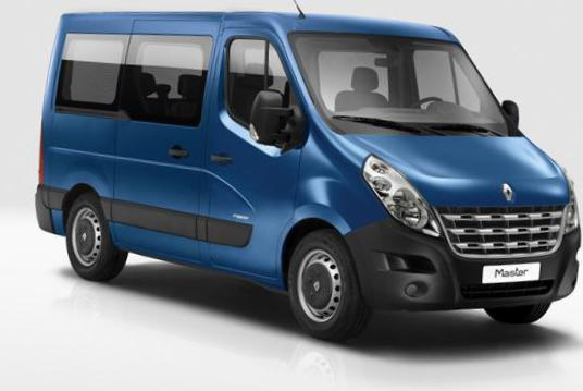 Master Combi Renault reviews 2011