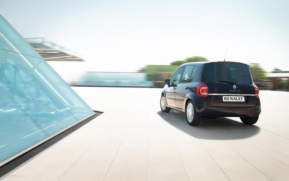 Modus Renault approved 2012