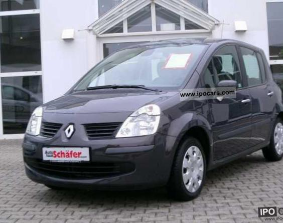 Grand Modus Renault lease 2008