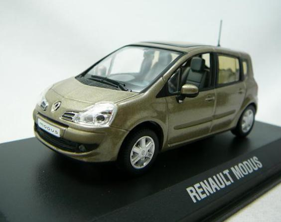 Renault Grand Modus tuning 2010