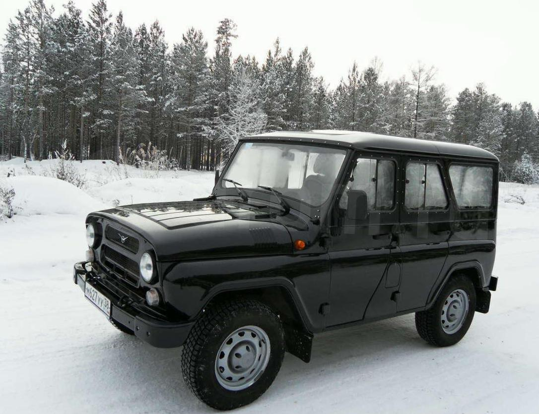 UAZ Hunter new 2006