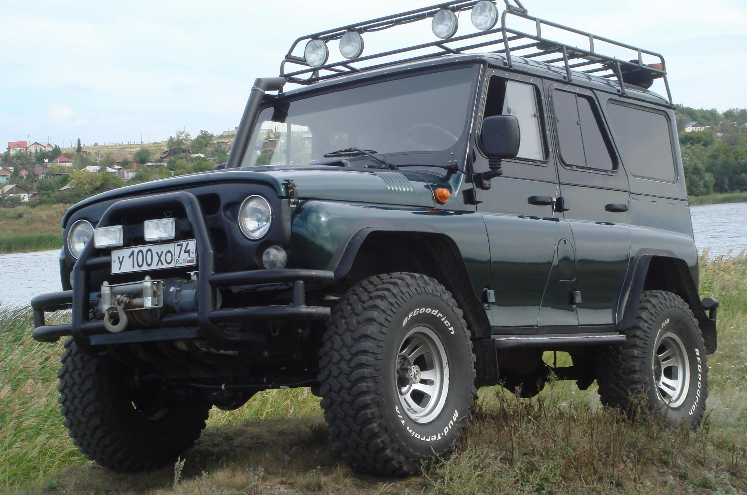 Uaz Hunter Photos And Specs Photo Uaz Hunter Specs And