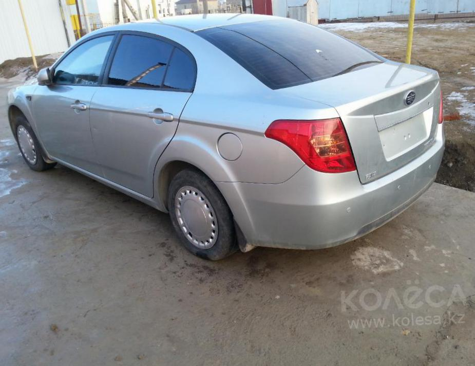 Besturn B50 FAW approved 2013
