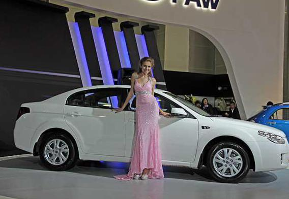 FAW Besturn B50 Photos and Specs. Photo: FAW Besturn B50 usa and