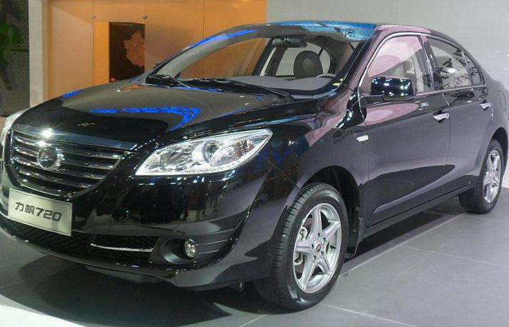 720 Lifan review sedan