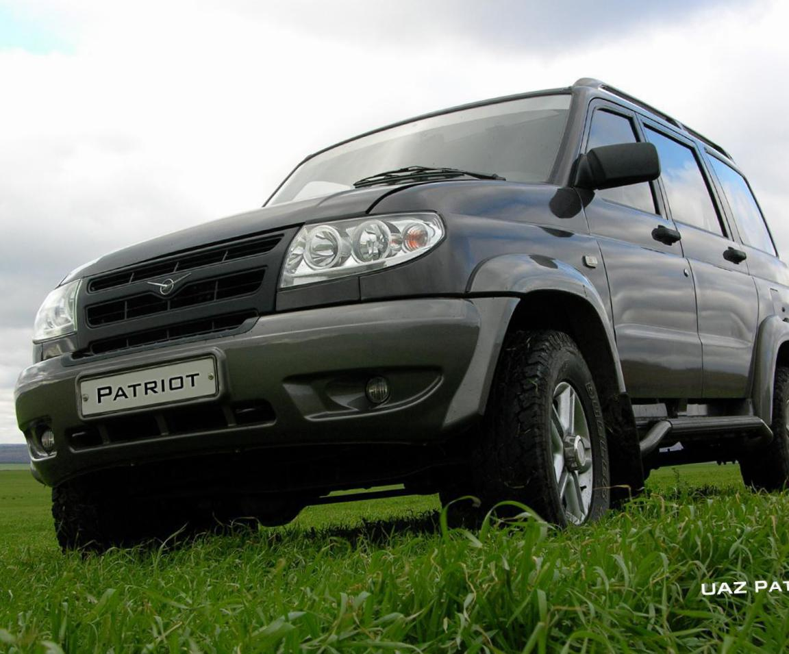 Patriot UAZ approved 2012