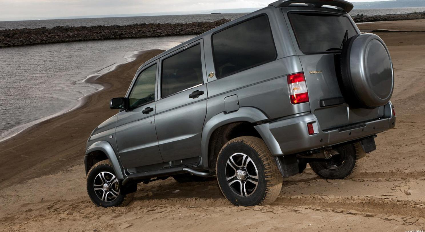 Patriot UAZ configuration suv