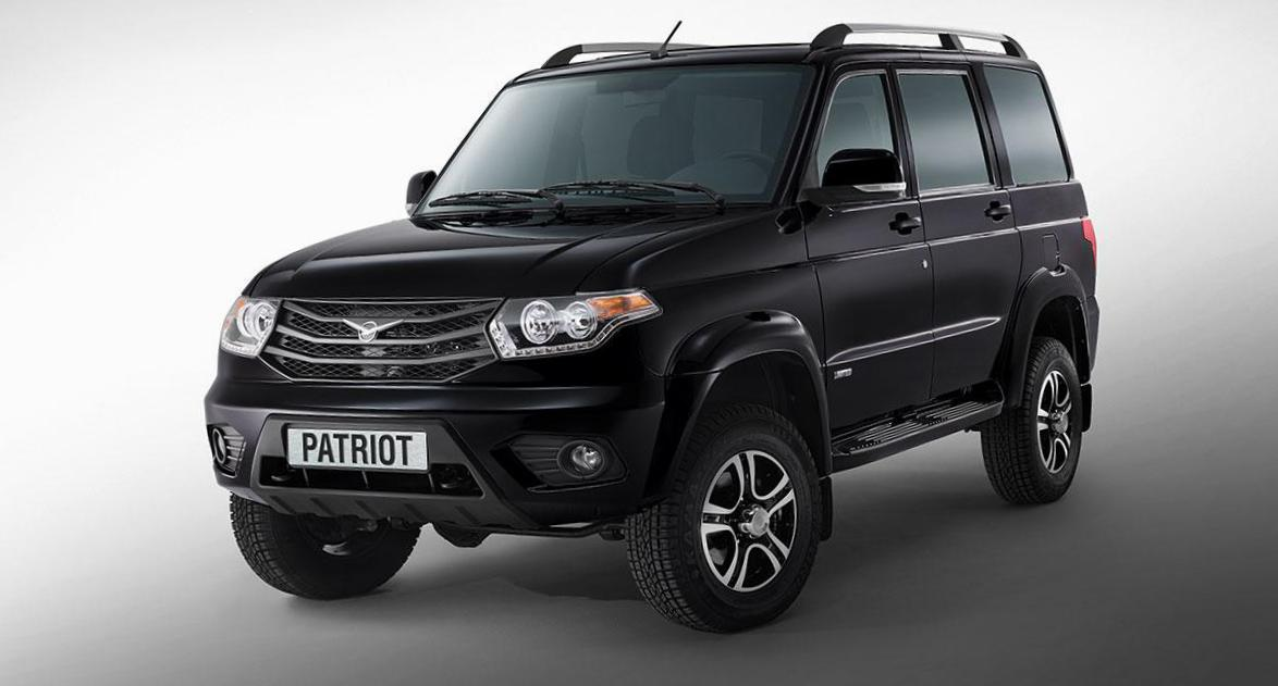Patriot UAZ approved 2013