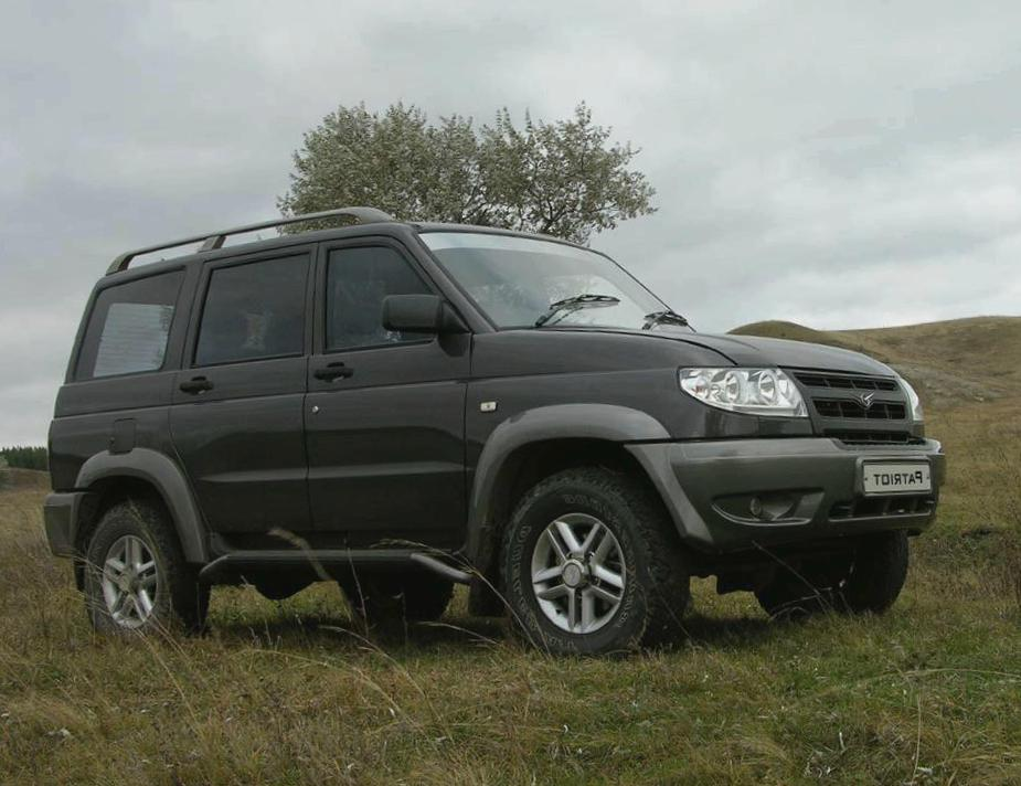 Patriot UAZ new 1999