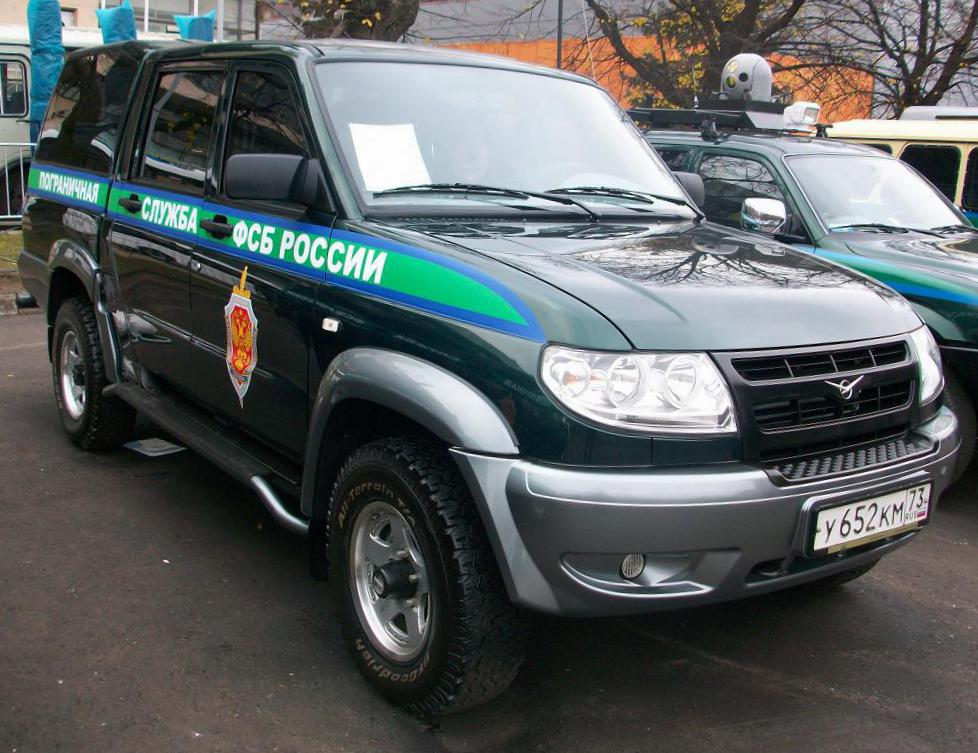 Pickup UAZ Specification sedan