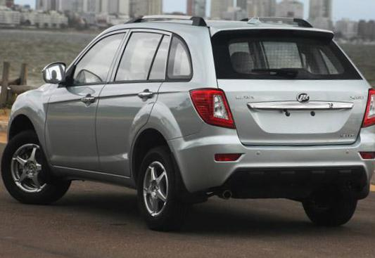 Lifan X50 configuration sedan