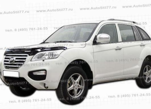 X60 Lifan review suv