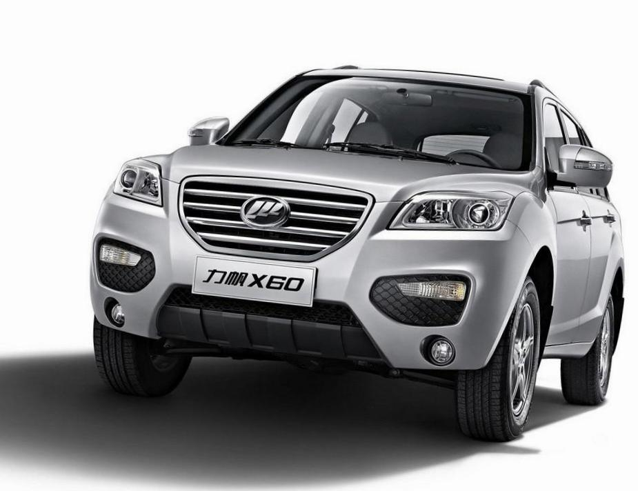 X60 Lifan Specification suv