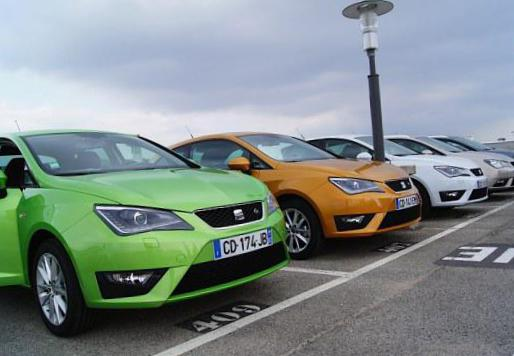 Ibiza FR Seat reviews 2012