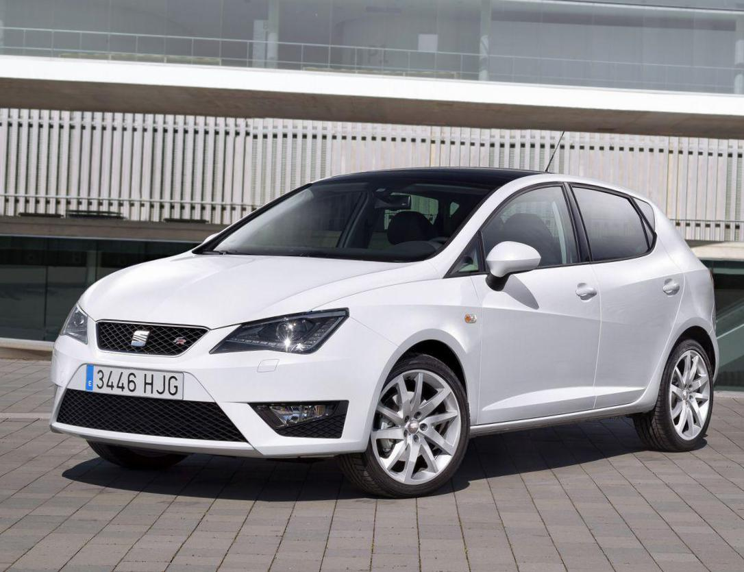 Seat Ibiza FR approved 2014