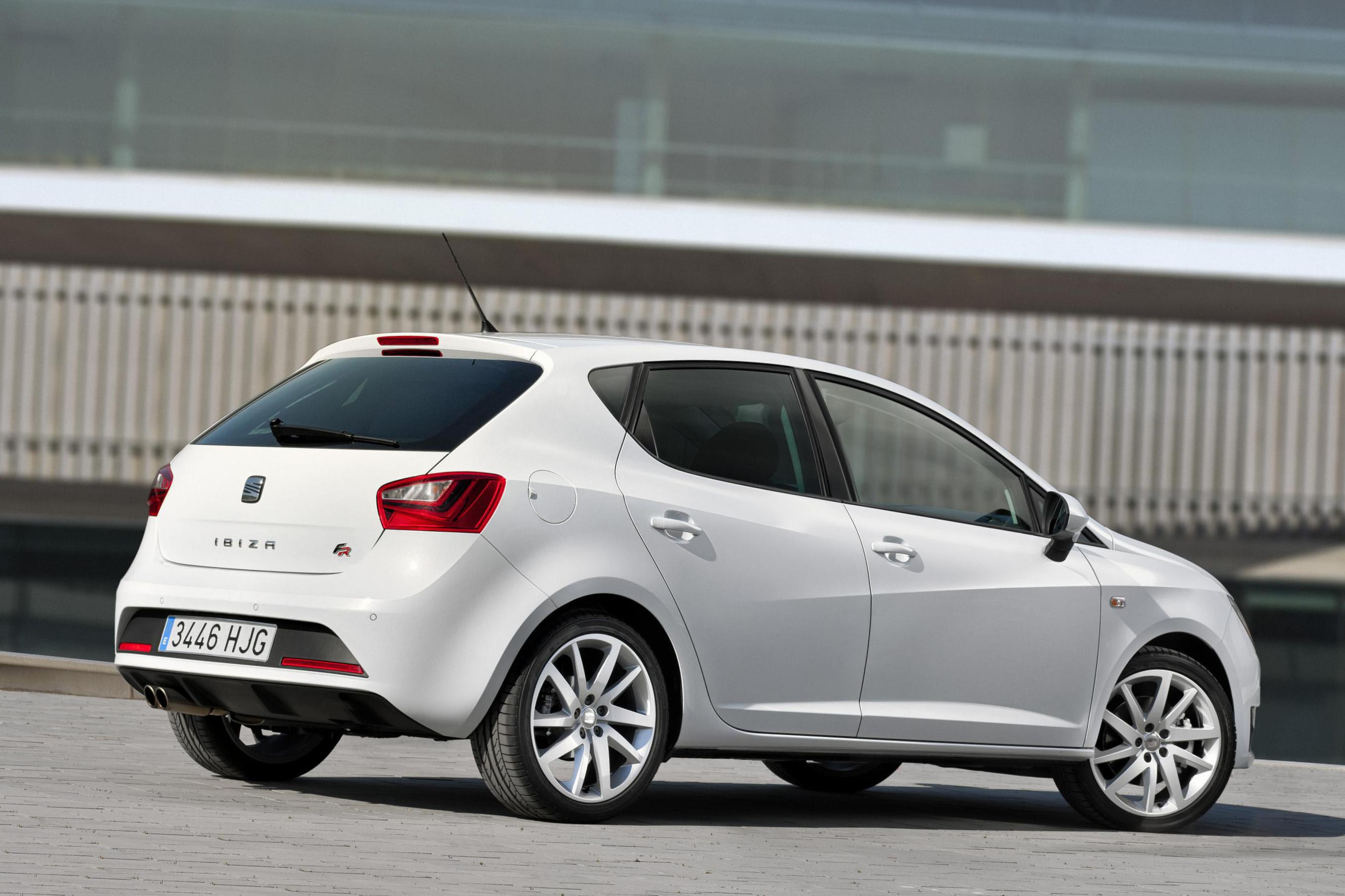 Seat Ibiza FR Specifications 2014