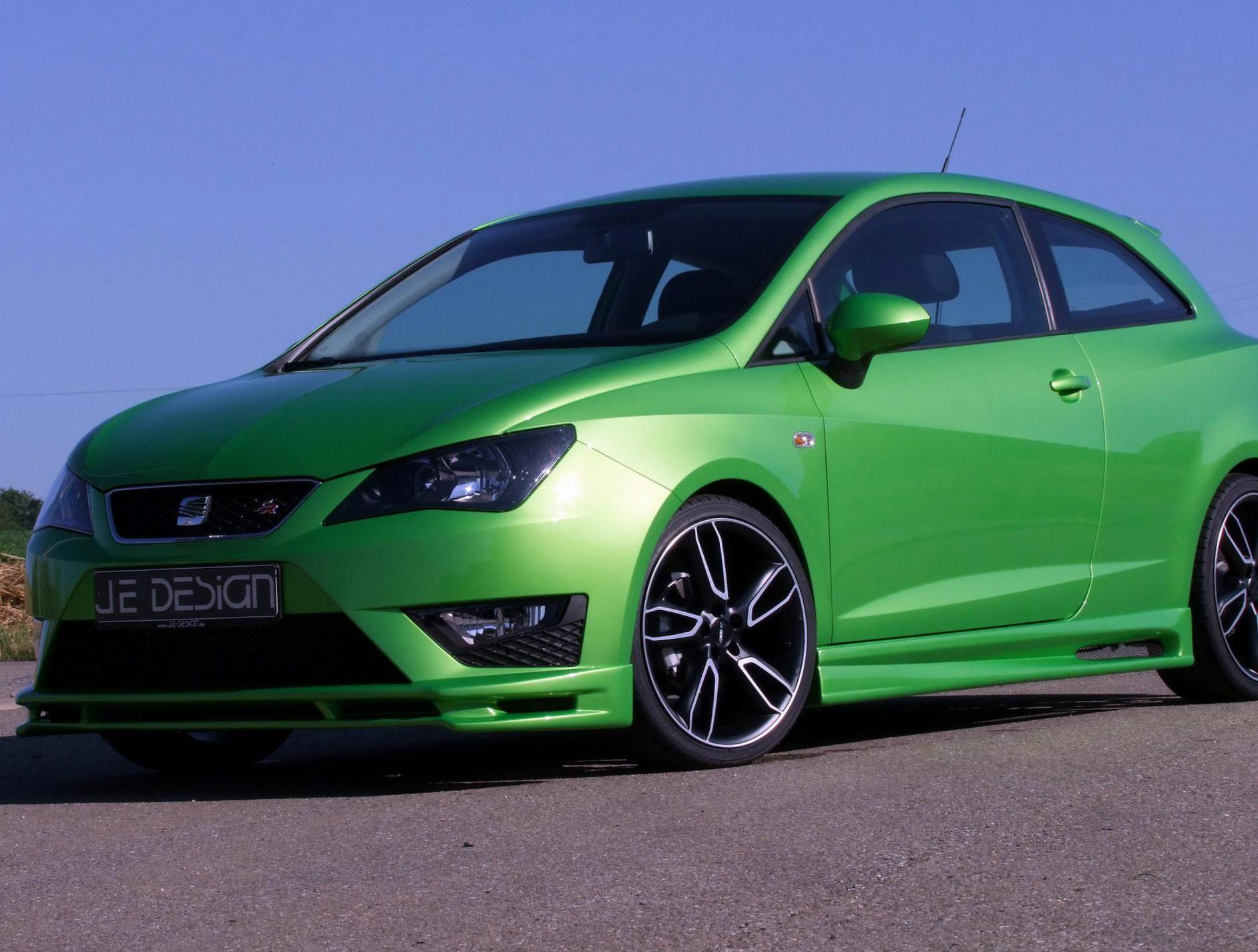 Ibiza SC FR Seat approved 2009