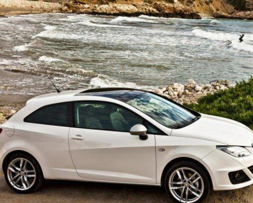 Ibiza SC FR Seat for sale 2012