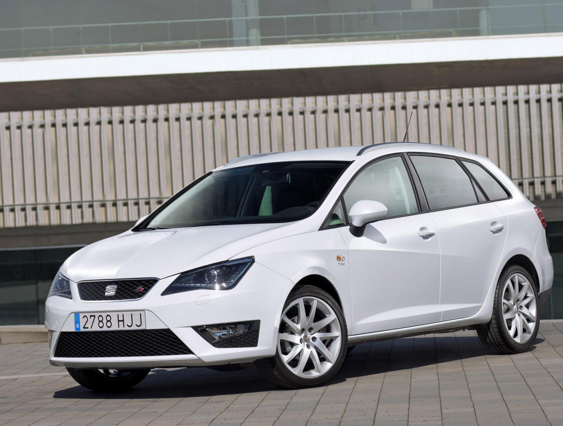 Seat Ibiza ST approved hatchback