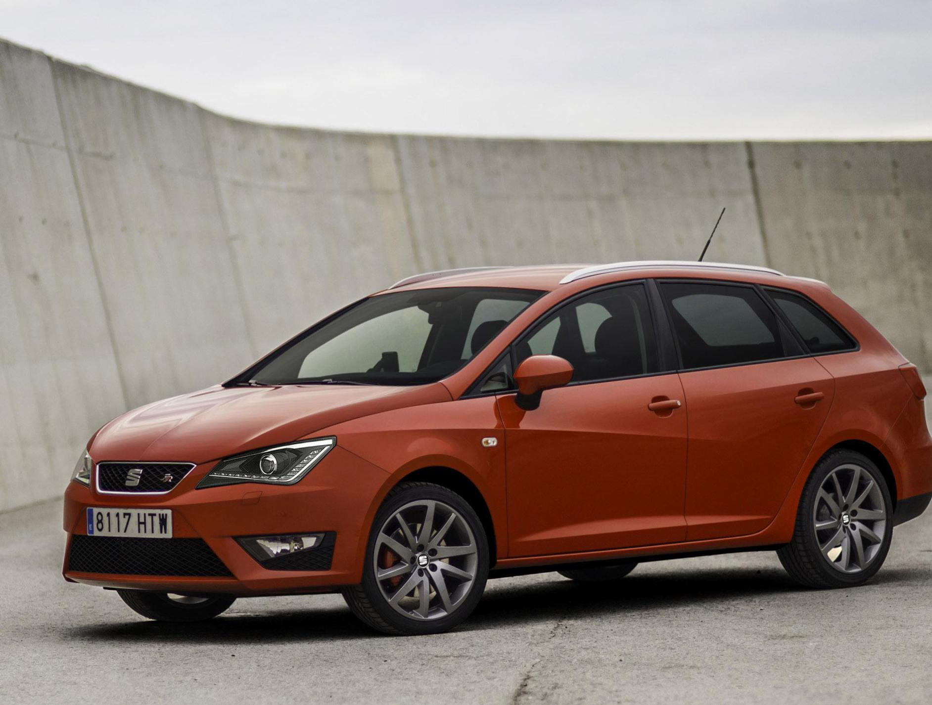 Seat Ibiza ST for sale 2013