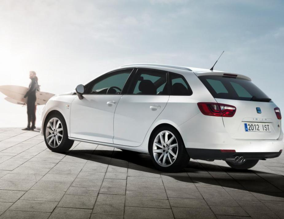 Seat Ibiza ST prices 2012