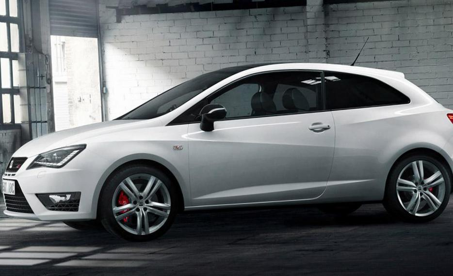 Ibiza Cupra Seat Specifications sedan