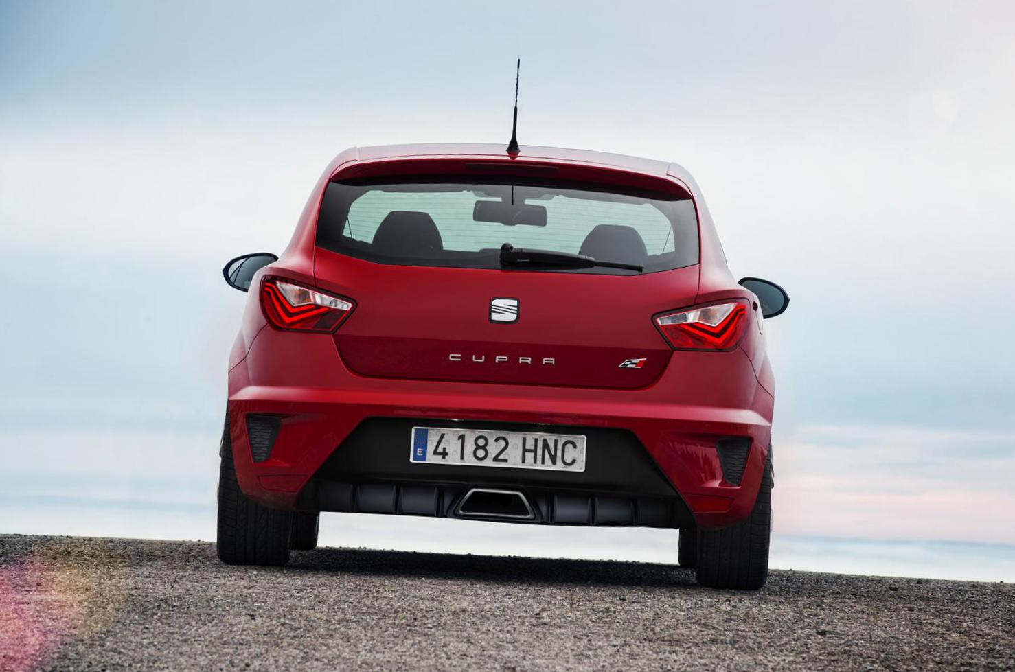 Seat Ibiza Cupra prices hatchback