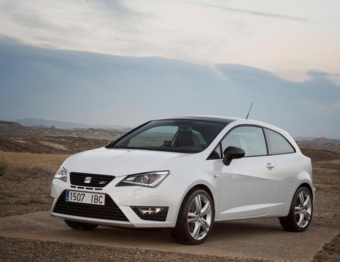 Seat Ibiza Cupra reviews hatchback