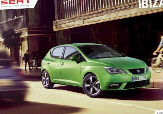 Ibiza Seat new hatchback