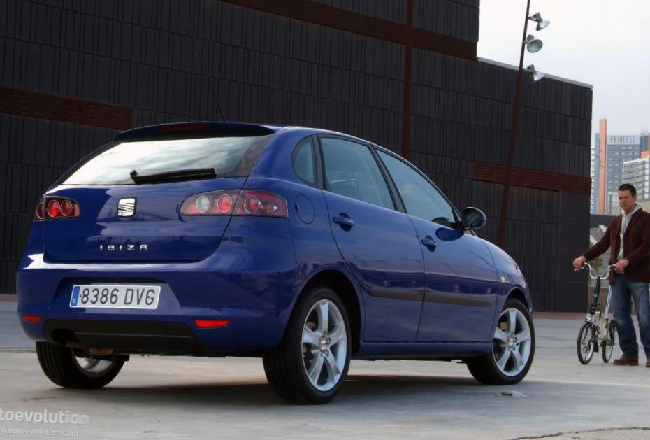 Ibiza Seat Specifications hatchback