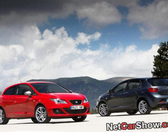 Ibiza FR Seat Specification hatchback