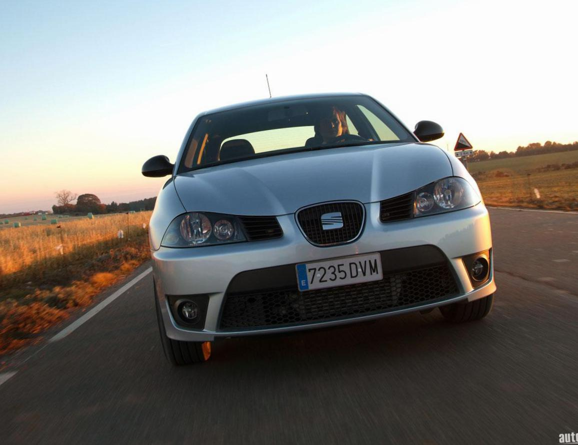 Ibiza Cupra Seat how mach sedan