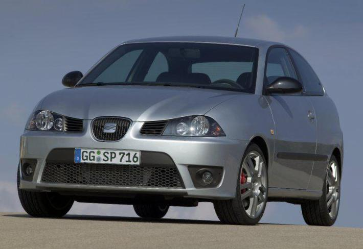 Seat Ibiza Cupra Specifications hatchback