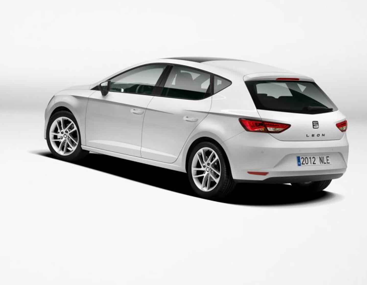 Seat Leon Photos and Specs. Photo: Seat Leon usa and 25 perfect ...