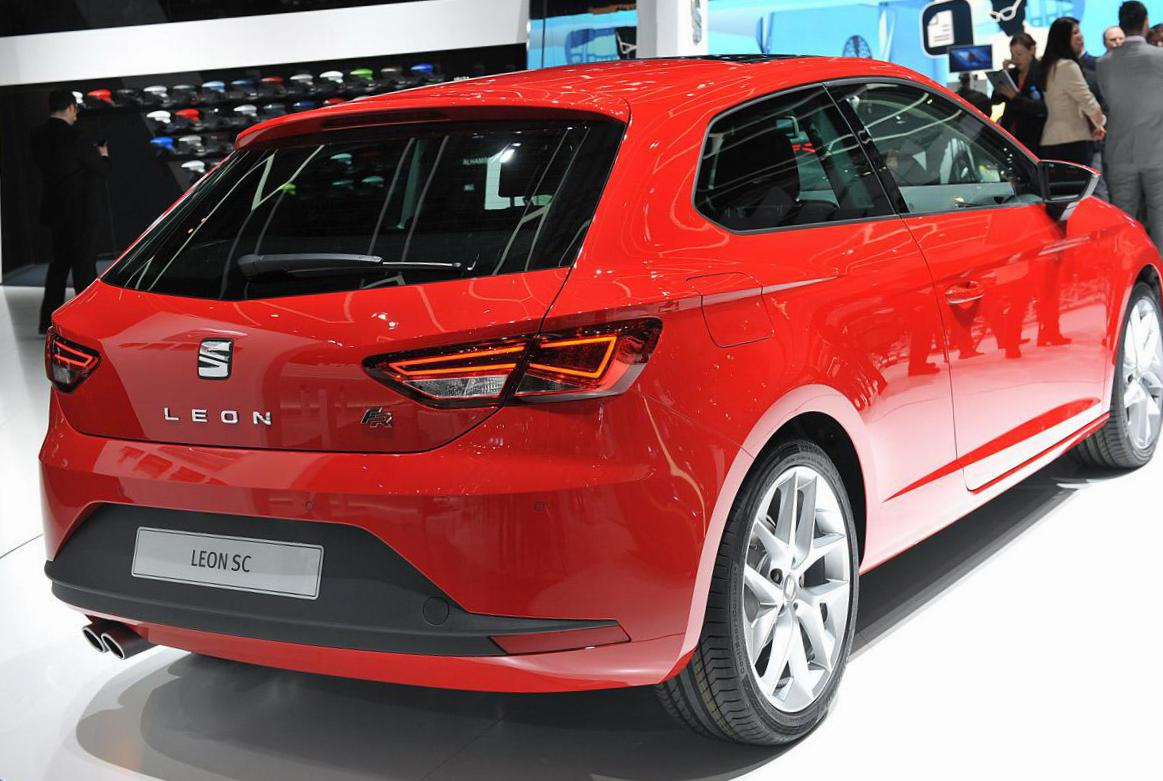 Seat Leon SC approved hatchback