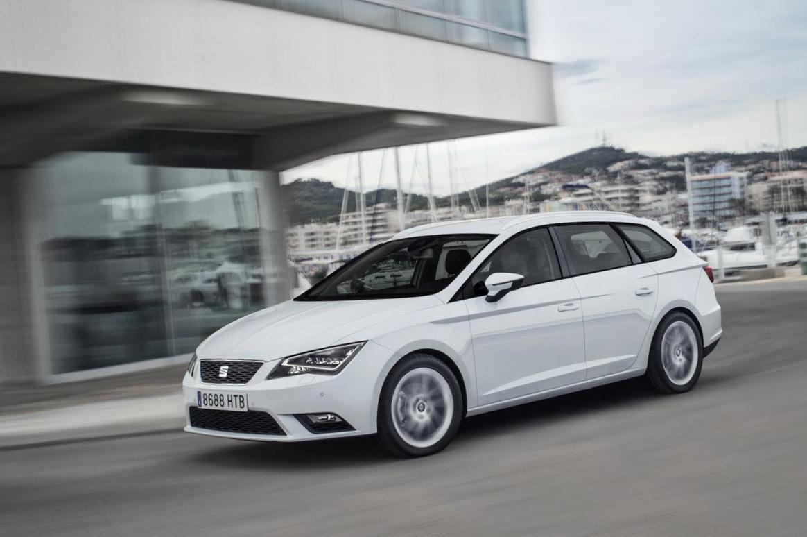 Seat Leon ST reviews wagon