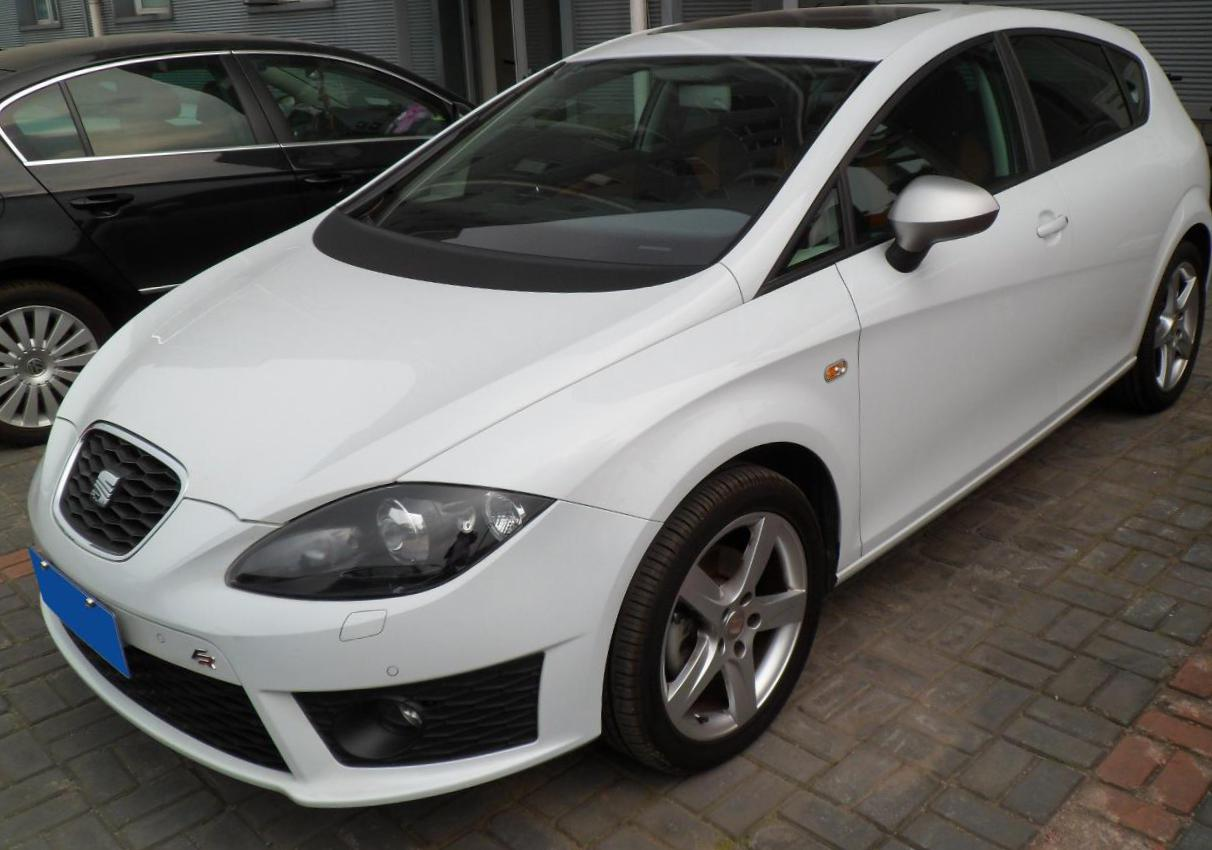 Seat Leon FR Specifications 2012