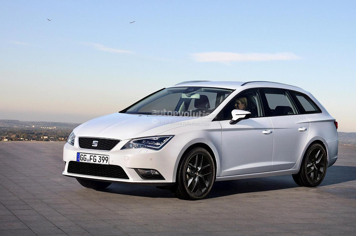 Seat Leon ST FR Specification 2013