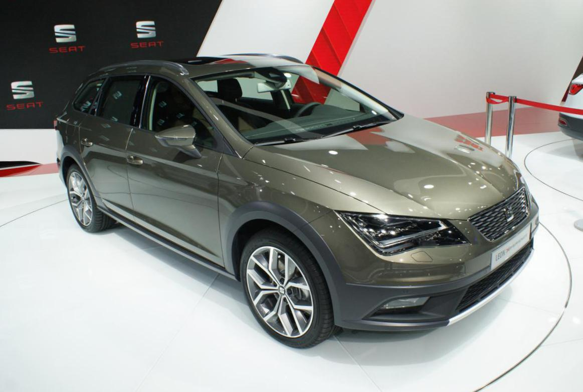 Seat Leon X-Perience how mach 2012