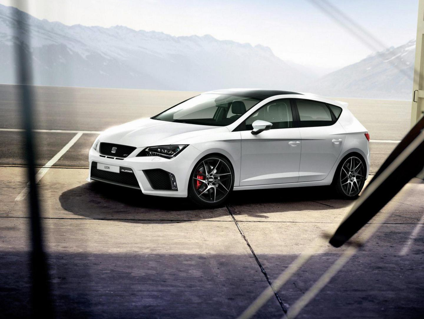 Leon Cupra Seat Specifications wagon