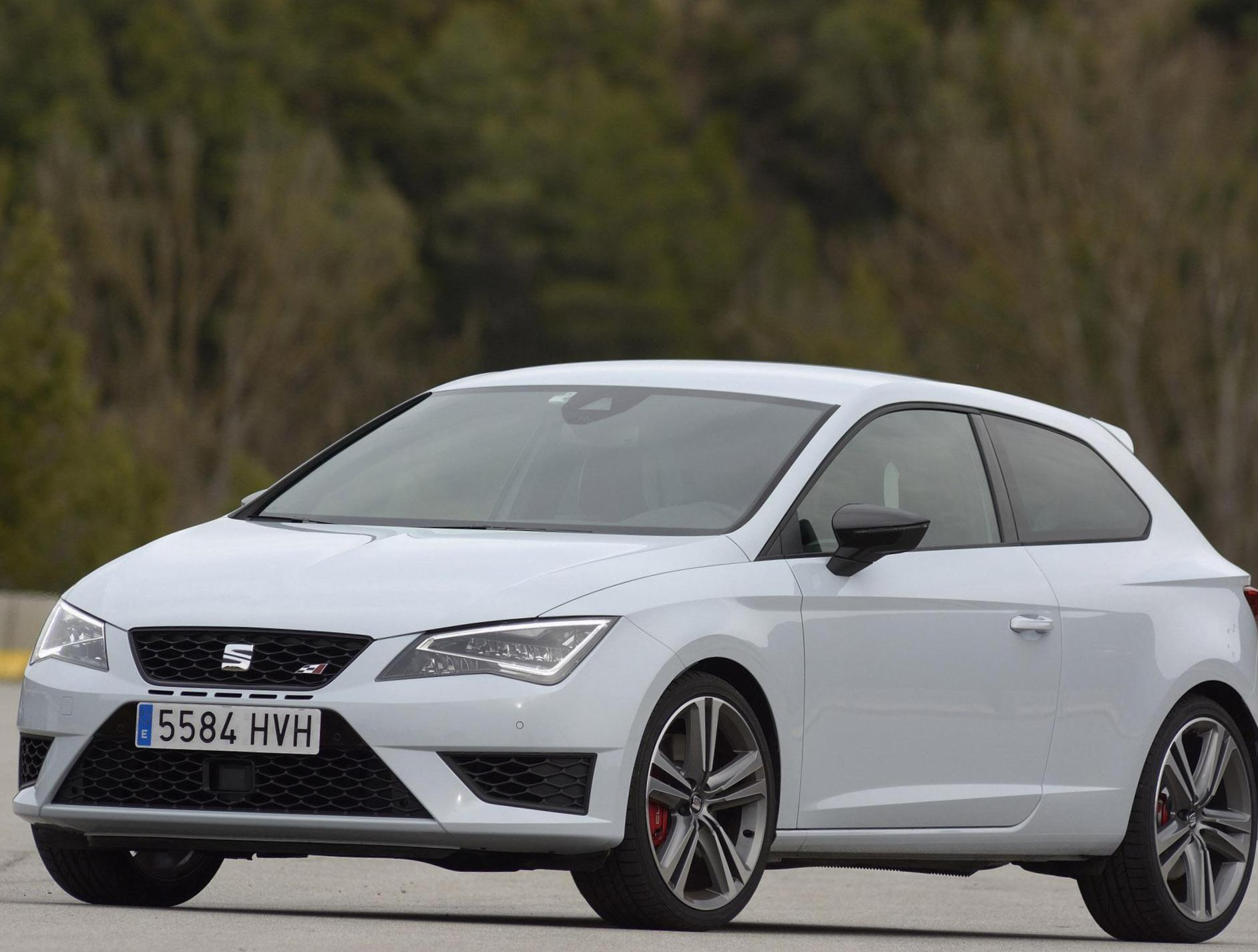 Seat Leon SC Cupra Specification 2011