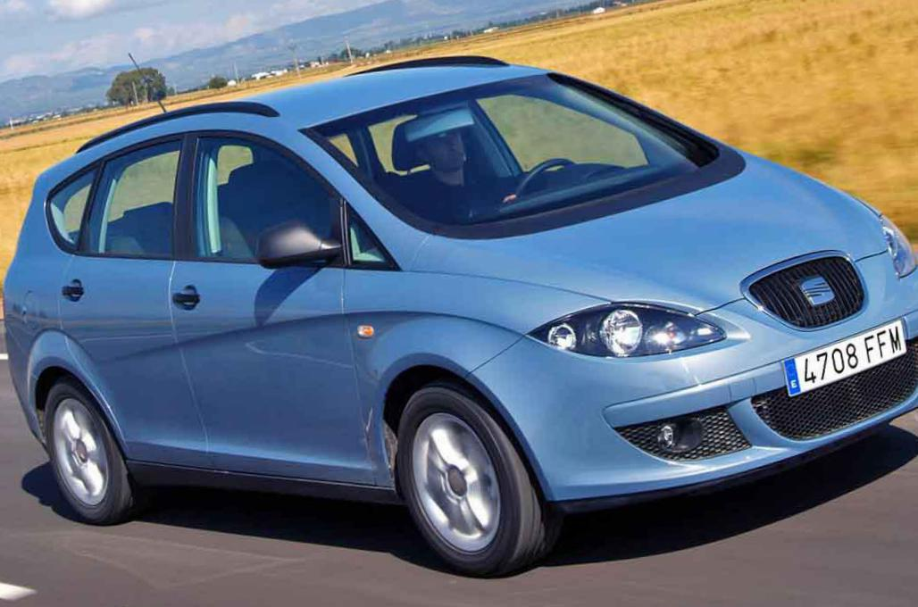 Altea Seat lease 2009