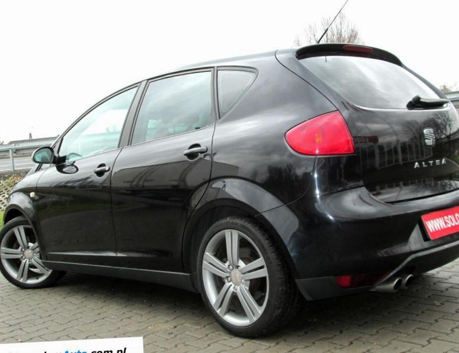 Altea FR Seat for sale hatchback