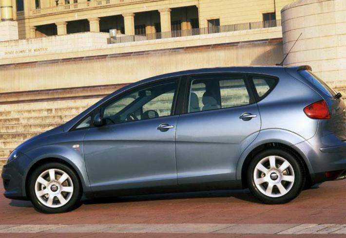 Altea FR Seat review hatchback